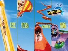 20% OFF Day Passes at Wild Wild Wet with NTUC Card