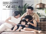 Family Package in Bay Hotel Singapore from SGD468