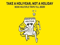 Take a Holiyear, not a Holiday with Up to 25% Off Flights on Scoot