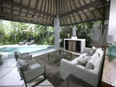 1-For-1 One Room Night (Includes Breakfast Daily) at The Ahimsa Seminyak with HSBC