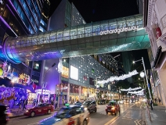 Golden Circle: Magical Christmas in Singapore at Hotel Jen Orchardgateway
