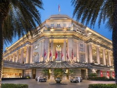 Up to 20% off Best Available Rate for Weekend Stay at The Fullerton Hotel Singapore with OCBC Card