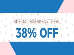 Special Breakfast Deal ~ 38% Off Best Available Rate at Royale Chulan Penang
