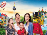 KIDS GO FREE* in Legoland Malaysia Starting this November