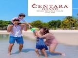 Stay and Play in Centara Grand Beach Resort & Villas Hua Hin