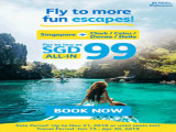 Fly to Philippines with Cebu Pacific from SGD99
