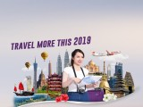 Travel More this 2019 with Malindo Air from SGD69