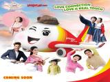 WIN FREE Return Flight from VietJet Air