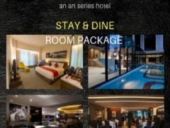 Stay and Dine Room Package in G Tower Hotel Kuala Lumpur
