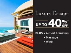 Luxury Getaway in Pattaya at Centara Hotel