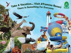 Ho Ho Ho Stay at A'Famosa Resort for your Christmas Celebration