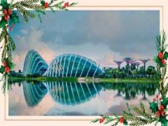 10% Off Gardens by the Bay Singapore Admission with Singtel Promotion