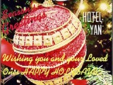 Christmas Room Offer in Hotel Yan with Up to 40% Savings