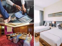 Work & Stay Package (3D2N) in Hotel Granada Johor Bahru