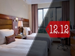 12.12 Online Fever Sale in Concorde Hotel Shah Alam