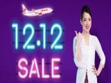 12.12 Sale - Grab your Seats for Flights with Malindo Air