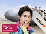 Return for Free^ on Your Next Trip with Jetstar