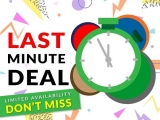 Last Minute Deals with Compass Hospitality for your Next Getaway