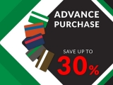 Advance Purchase Deal - Up to 30% Savings with Compass Hospitality