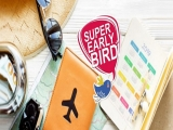 2019 Super Early Bird Sale in China Airlines with Flights from SGD132