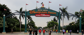 4 Days 3 Nights F&E + Disneyland Tour