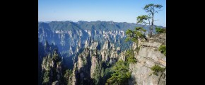 5D Zhangjiajie + The Grand Canyon  Made Easy 2 To Go -ME5ZZJ (Land )