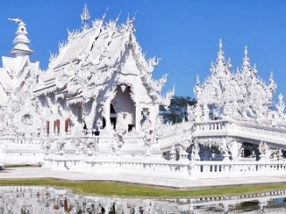 5 Days Amazing Chiangmai + Chiangrai + 2 Nights Bangkok Free & Easy