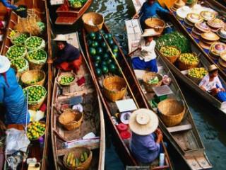 5D4N Bangkok - River Kwai - Pattaya
