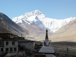 12 Days Mount Everest Tibetan Plateau Heavenly Beauty Lake Top of the World Tour