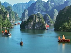4/5 Days Hanoi Halong Bay