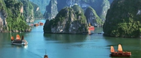 4/5 Days Hanoi Halong Bay