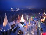 8D Let's Go Finland Winter Wonderland + Saariselka