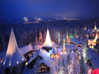 8D Let's Go Finland Winter Wonderland + Saariselka