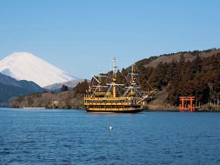 8D6N Tokyo Bay, Ito Hakone