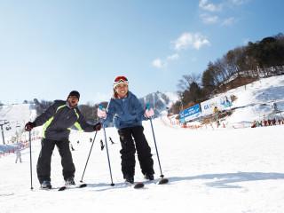 4D3N Ski Splash Onsen in Hokkaido