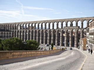 Barcelona - Madrid - Segovia