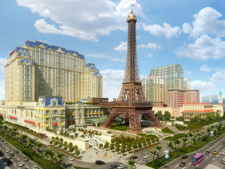 3 Days  5* The Parisian Macau  (Grand Opening Package)