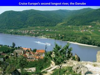 10/13D Enchanting Danube River Cruise
