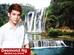 8D Guiyang Discovery Tour with MediaCorp Artiste, Desmond Ng