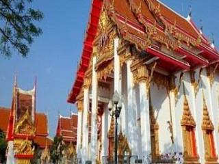 4D3N Phuket Jiu Wang Ye Festival