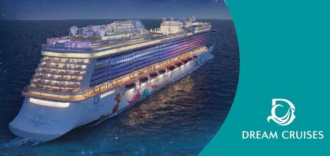 Dream Cruises Genting Dream 9d8n Flycruise Package