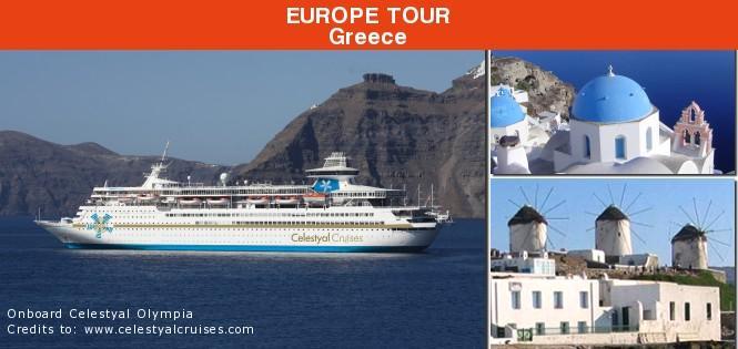 8d 7n Grecian Odyssey With 4 Days Iconic Aegean Sea Cruise
