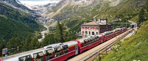 Eurail 3 Countries Pass