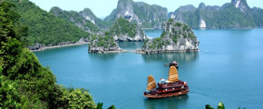 5D4N Hanoi, Tam Coc and Halong Bay (2-to-go) – Include Flights