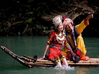 7D6N Mount Jinfo/Fairy Hill/Wujiang Gallery/Three Natural Bridges/Miao Township Snow Tour