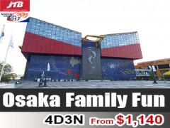 Osaka Family Fun