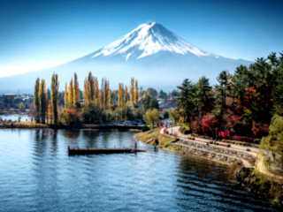 Mt Fuji & Tokyo