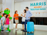 Weekday Getaway Special: S$158 for 2D1N Batam Stay (+ Extra 20% OFF)  at HARRIS Resort Waterfront