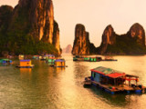 3 Nights Hanoi - Halong Bay (Overnight on cruise)