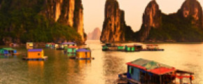 3 Nights Hanoi - Halong Bay (Overnight on cruise)